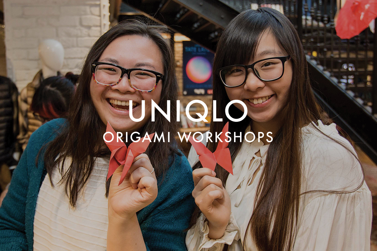 ORIGAMI-WORKSHOPS-UNIQLO