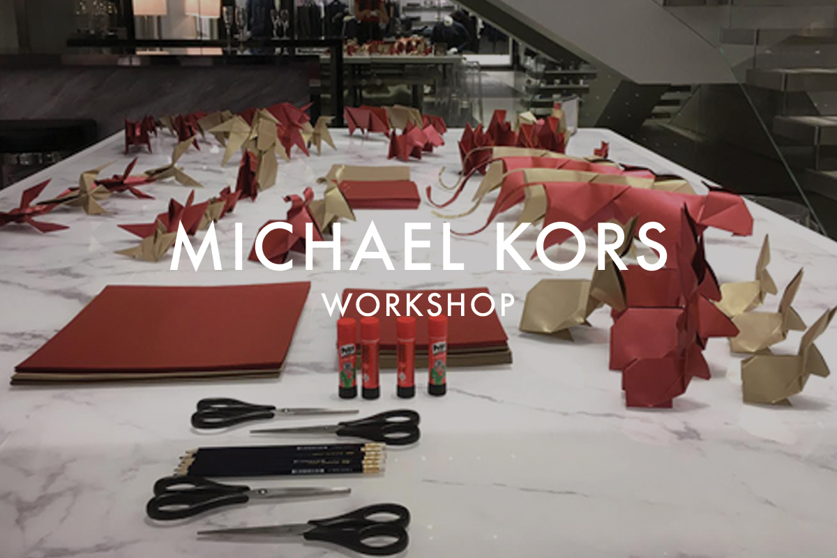 ORIGAMI-ANIMAL-WORKSHOP-MICHAEL-KORS