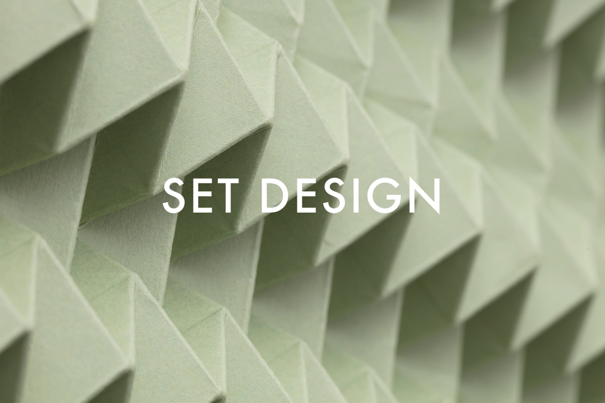 SET DESIGN LONDON FOLDABILITY
