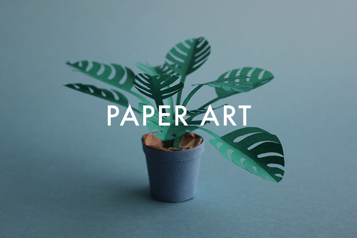 PAPER ART LONDON FOLDABILITY