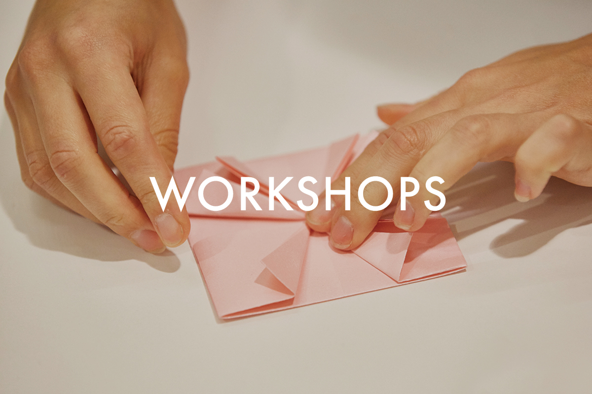 ORIGAMI WORKSHOPS LONDON