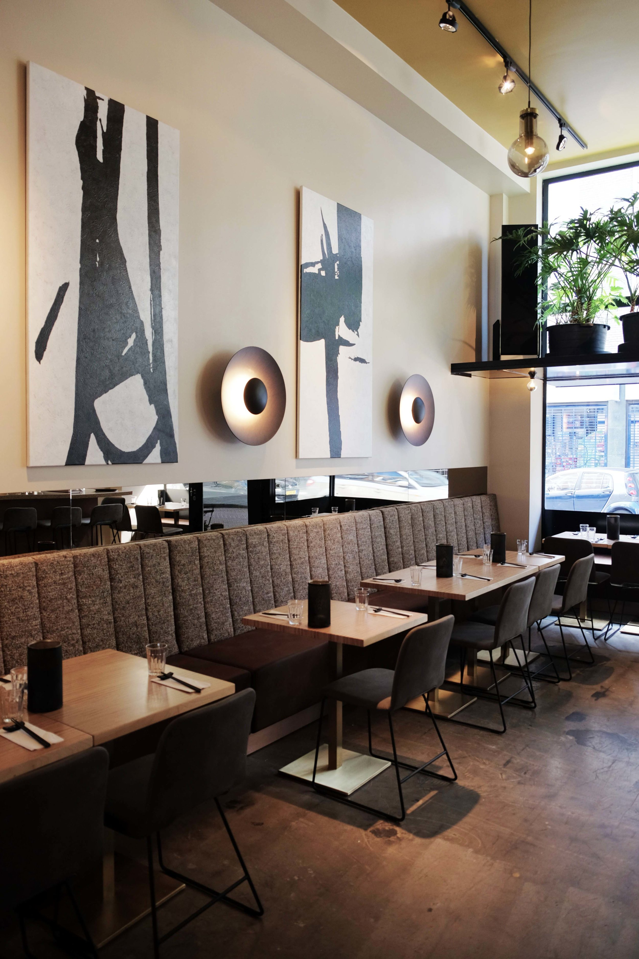 Restaurant Nooch Rotterdam westewagenstraat 56 lex de gooijer interiors 019jpg
