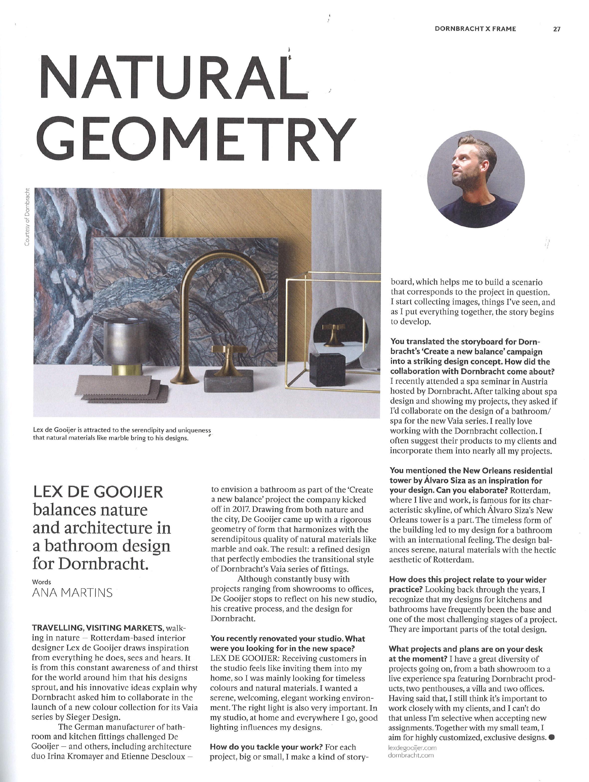 003 Frame magazine 2018 Lex de gooijer Interiors dornbracht .jpg