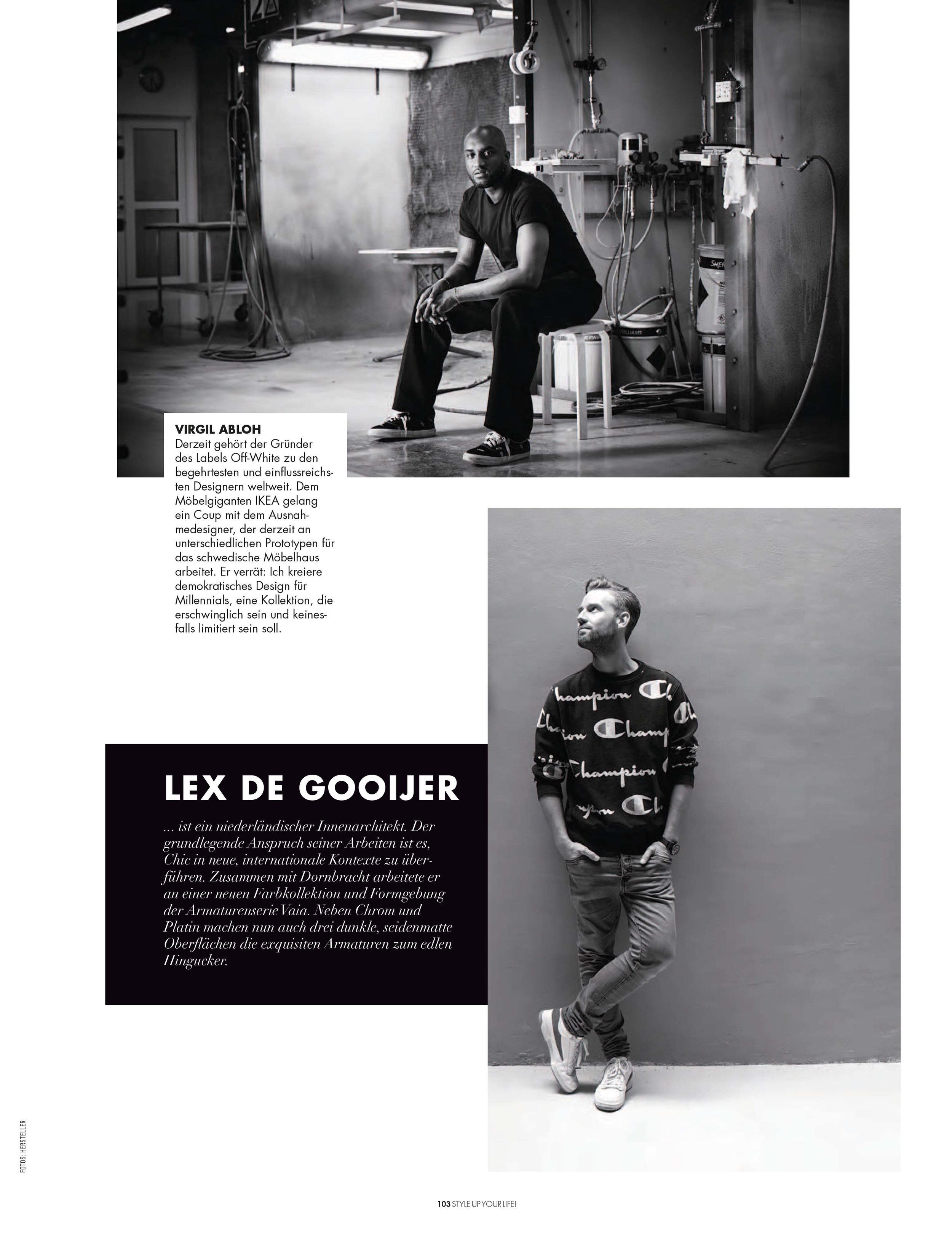 005 Style up your life living designers to watch 2019 lex de Gooijer interiors virgil Abloh.jpg