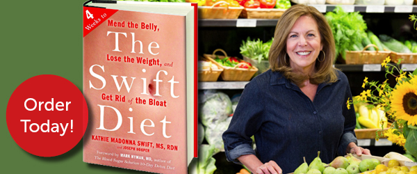 Kathie Madonna Swift – The Swift Diet – Is in Stores Now