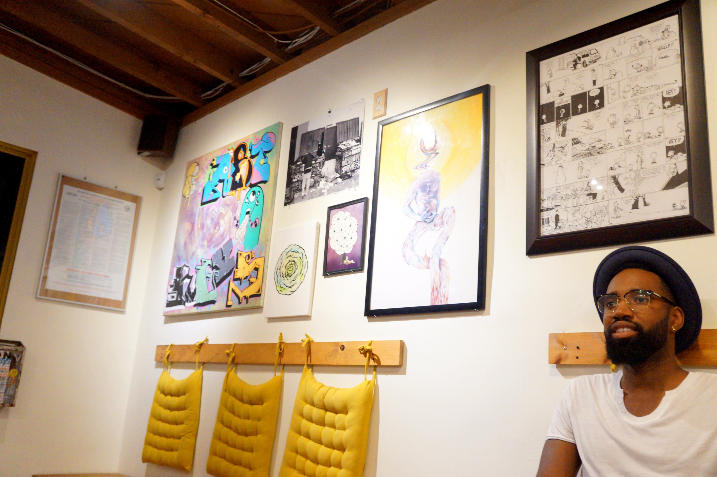 Art Collective Art Show July 26th 2014
