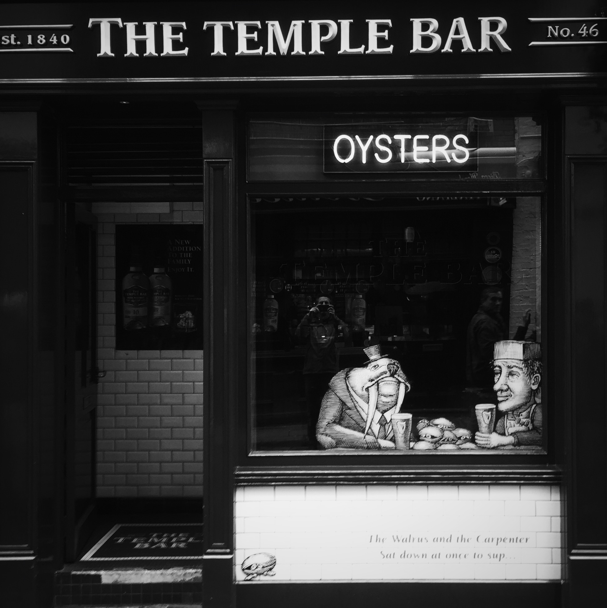 The Temple Bar - MOJOCON 2016  - MOBILE JOURNALISM CONFERENCE DUBLIN   - MOJO