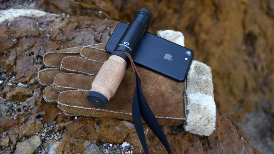 Shoulderpod S2 handle grip stabilizer adjustable for iphone 7 Plus
