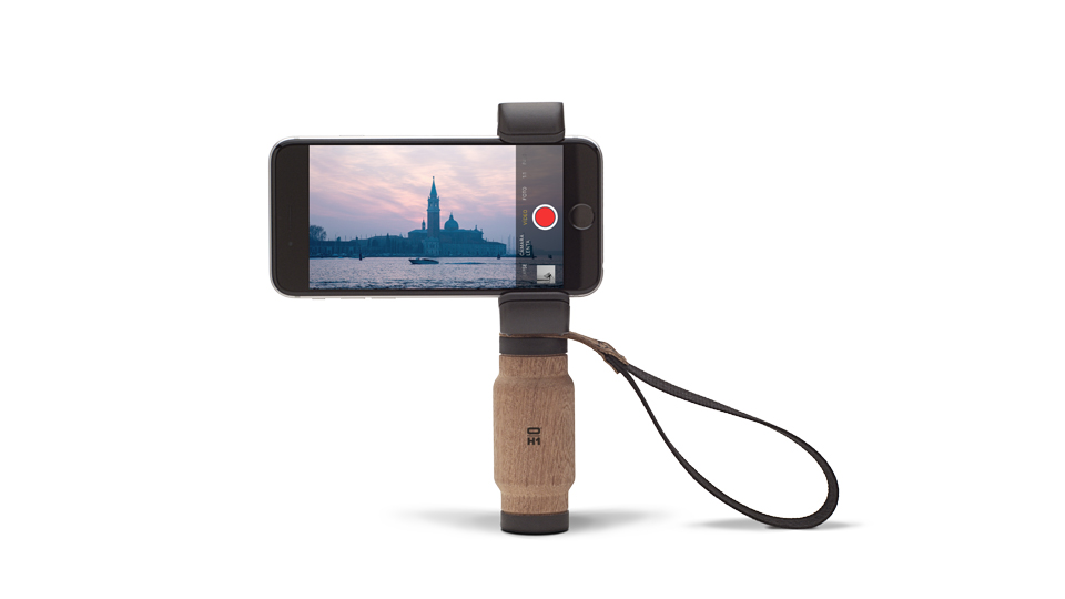 Shoulderpod S2 adjustable handle grip stabilizer for iPhone samsung galaxy and any smatphone
