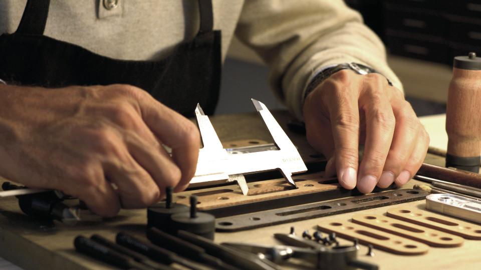 Shoulderpod Barcelona we believe in industrial craftsmanship