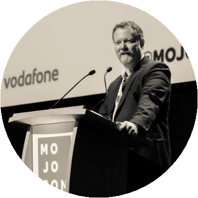 Glen Mulcahy - Mojo Trainer, Mobile Journalism