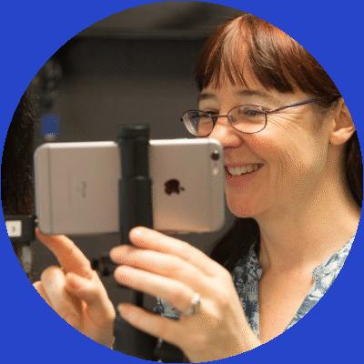 Corinne Poedger - Mojo Trainer - Mobile Journalism