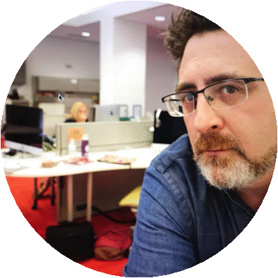 Judd Slivka - Mojo Trainer - Mobile Journalism