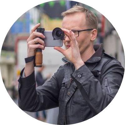 Krzysztof Mironczuk - Mobile trainer