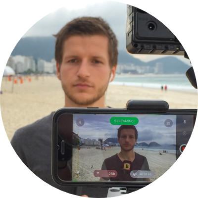Twan Spierts - Mobile Journalism Trainer