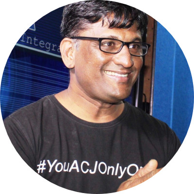 Devadas Rajaram - Mobile Journalism trainer