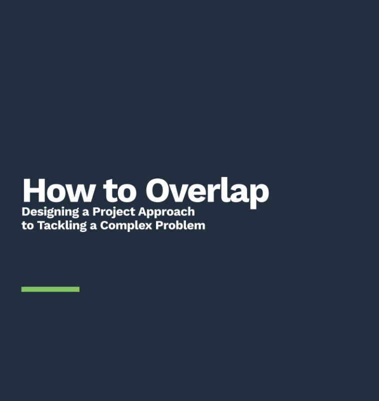 How to Overlap