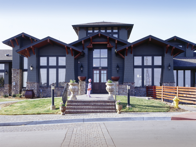 CENTERBERRY GOLF CLUBHOUSE