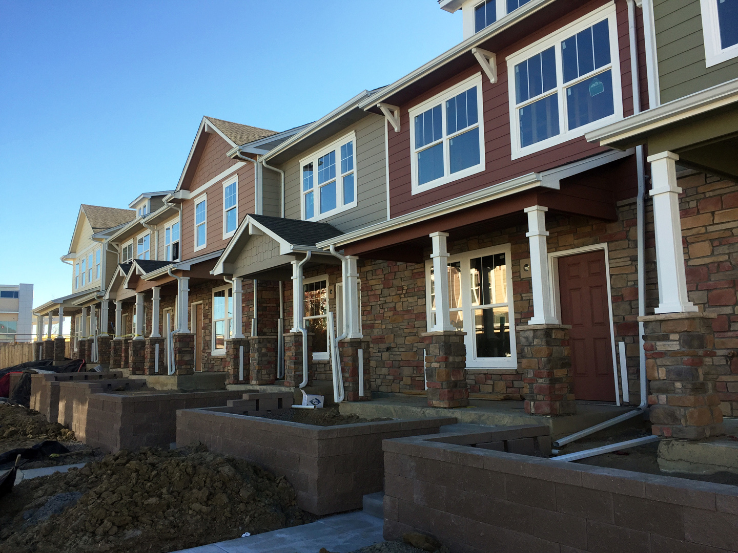 CHERRYWOOD PARK TOWNHOMES
