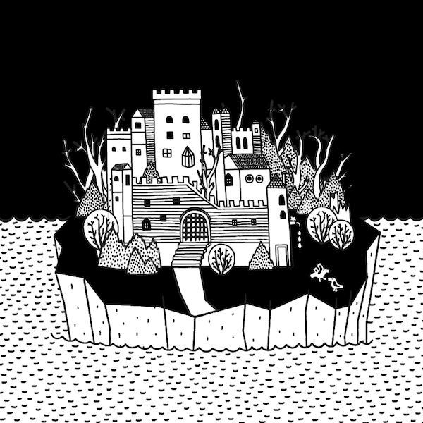 Illustration by Martina Paukova