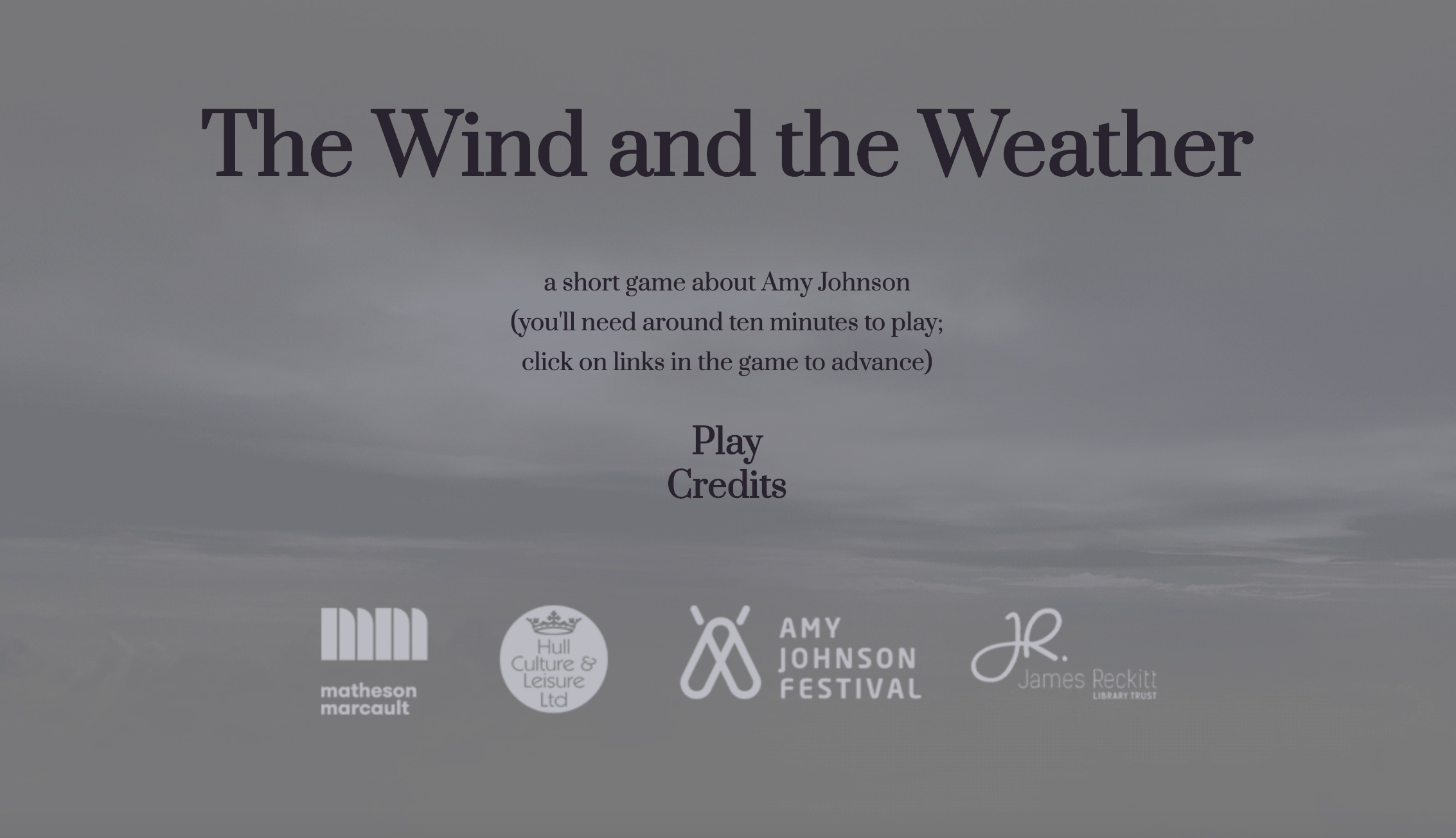 The Wind and the Wather