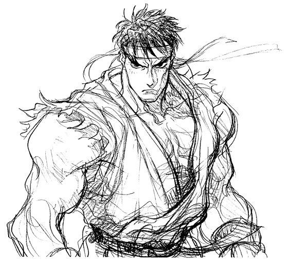 Super_Street_Fighter_II_X_Art_Ryu_1