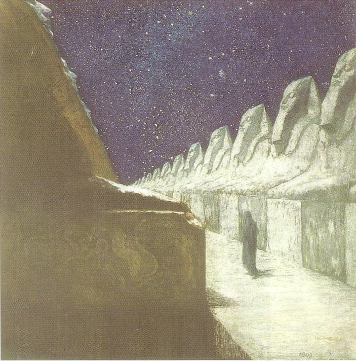 Kupka'sVoice of Silence II