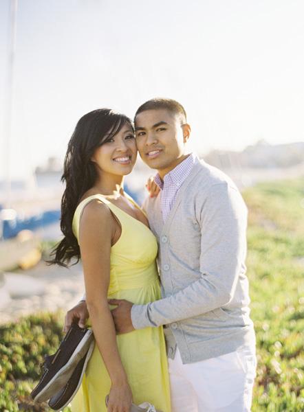 Jacqueline & Samuel's Engagement Photos