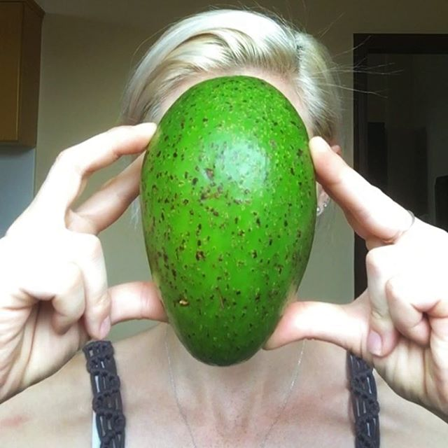 Avocado head 🥑 .. . . . . #avocado #avocadohead
