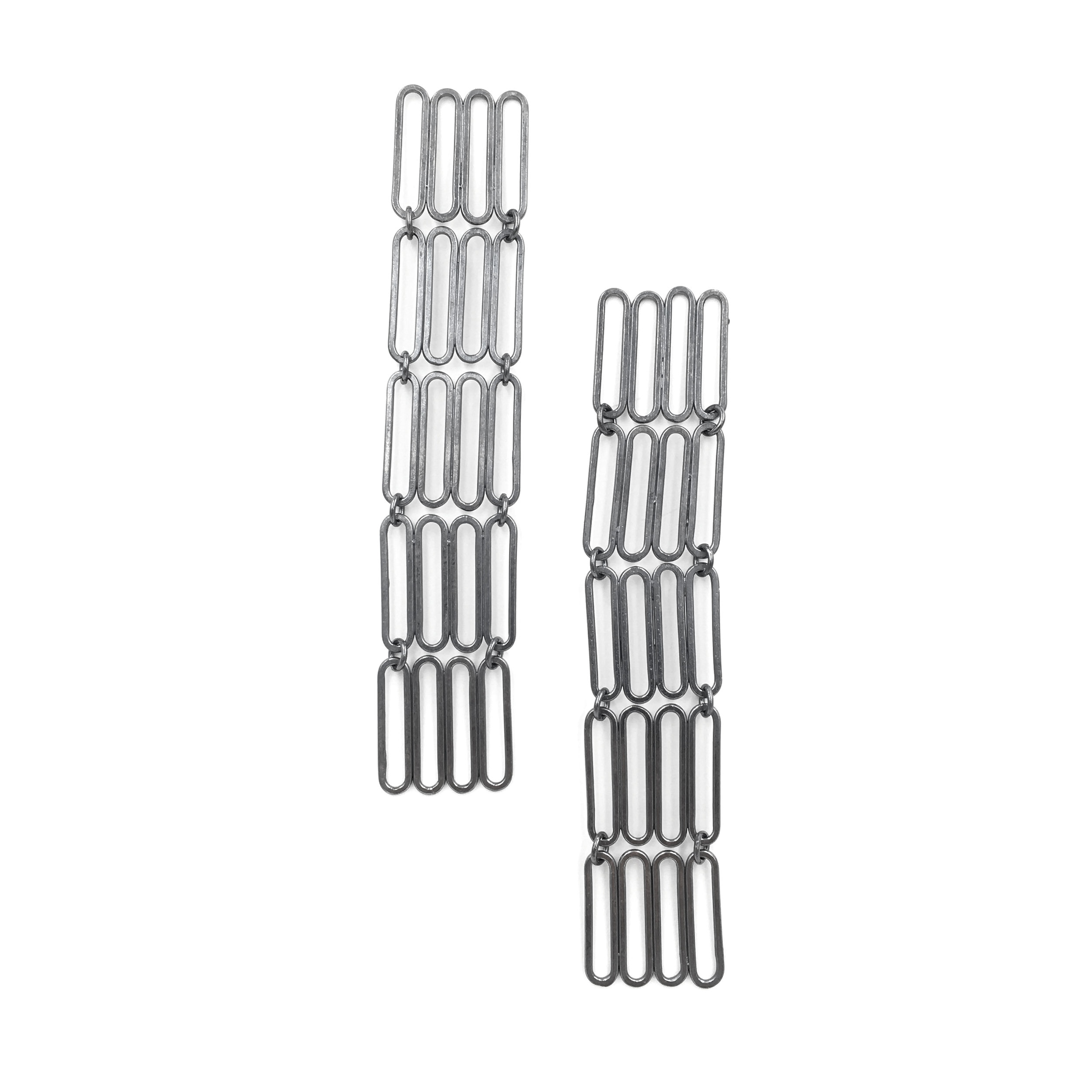 Column Stack Earrings