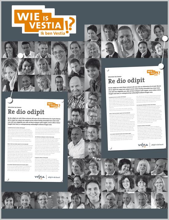 Vestia Poster