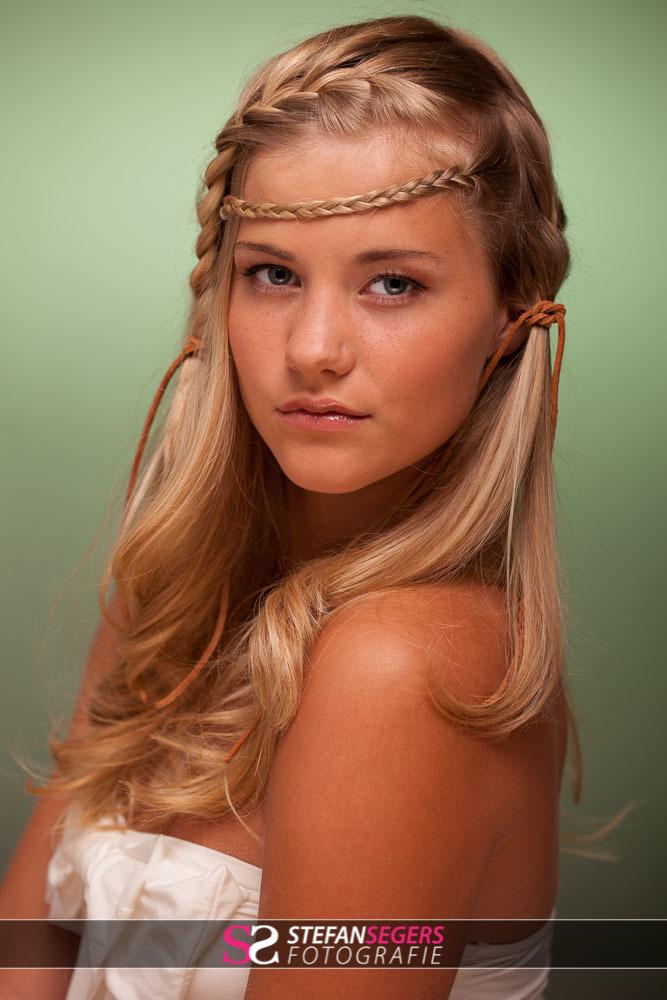 Model: Jamie - MUA: Judith van der Zwet