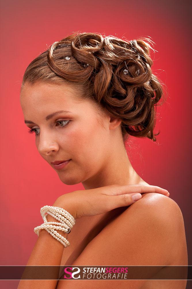 Model: Nine - MUA: Judith van der Zwet