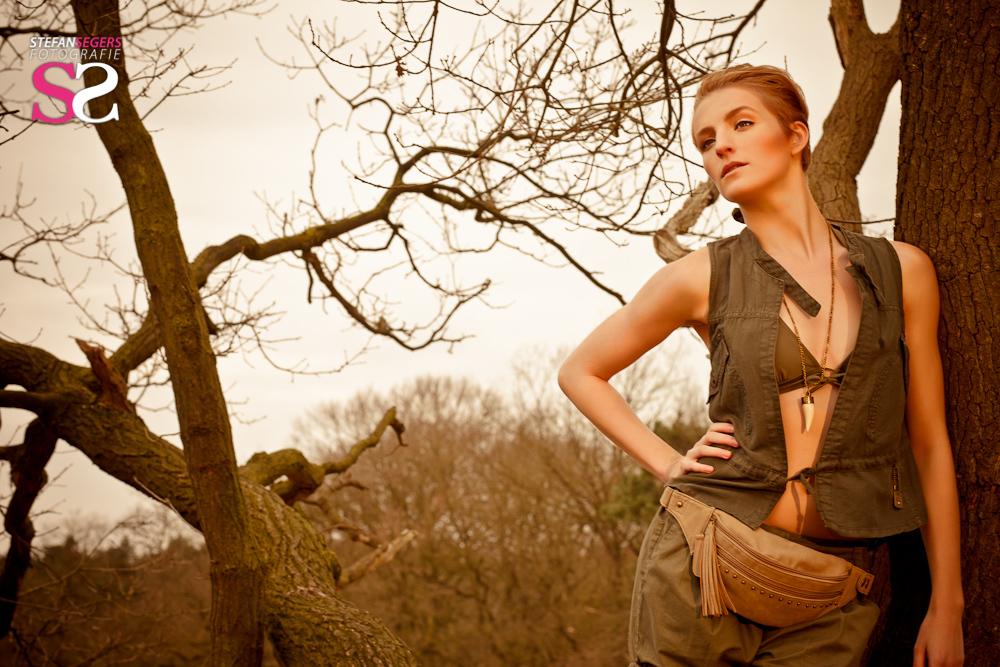 Kleding set 1 | Model: Majon | MUA: Magda | Stylist: Shaida