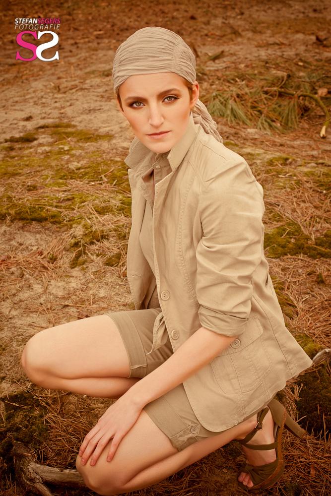 Kleding set 3 | Model: Majon | MUA: Magda | Stylist: Shaida