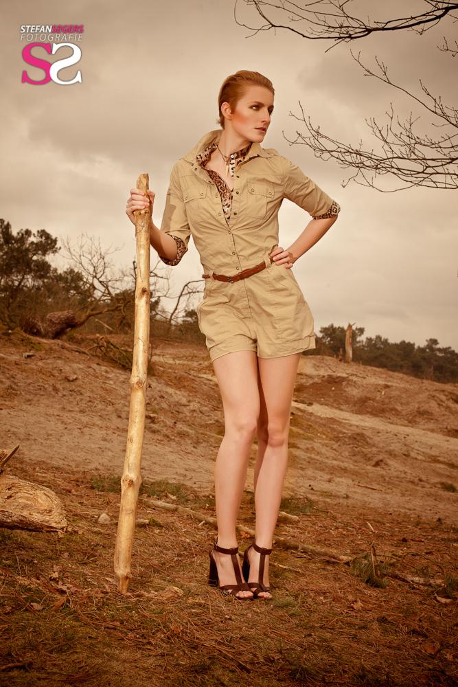Kleding set 4 | Model: Majon | MUA: Magda | Stylist: Shaida