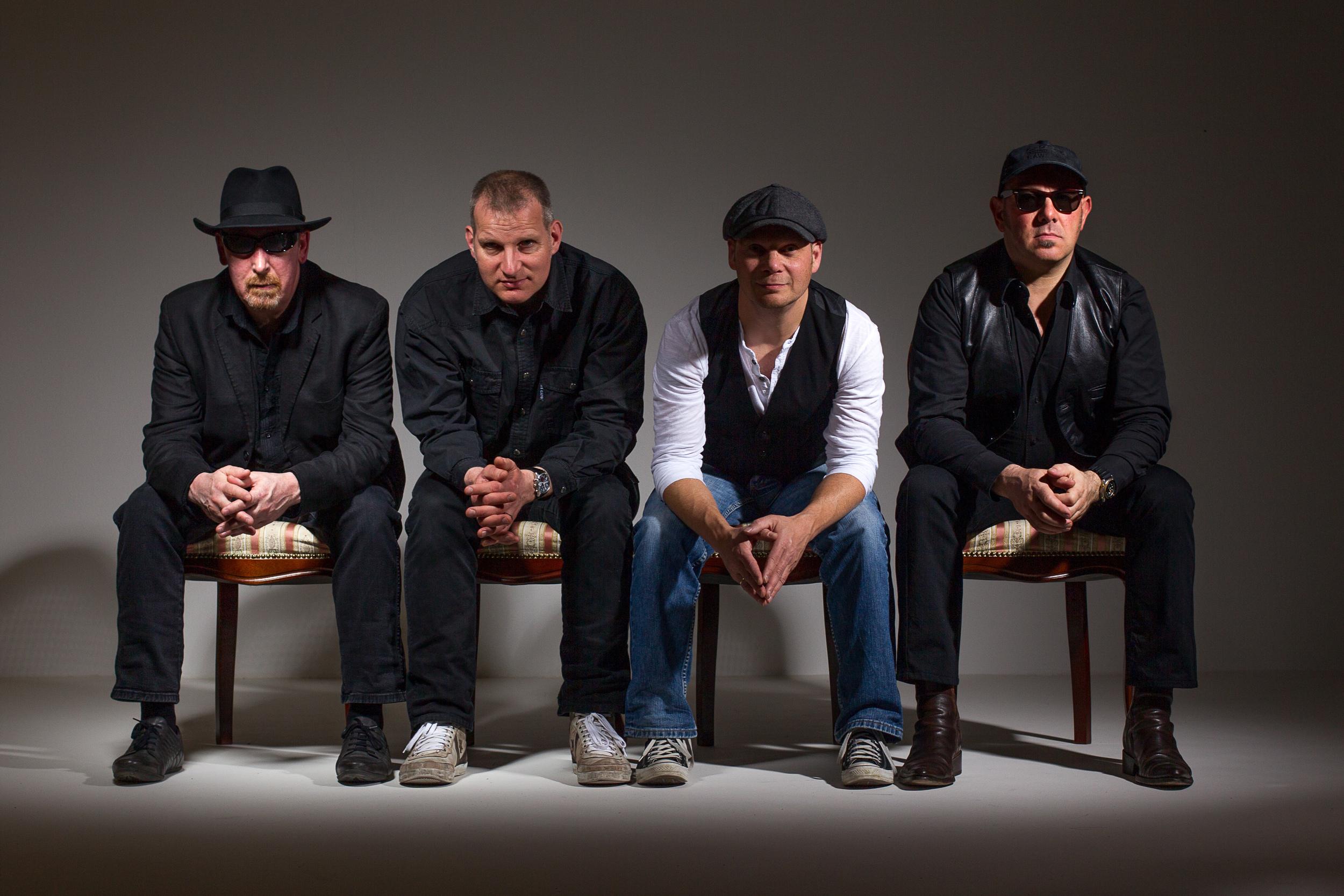 Band fotografie Bluestone Blues 2