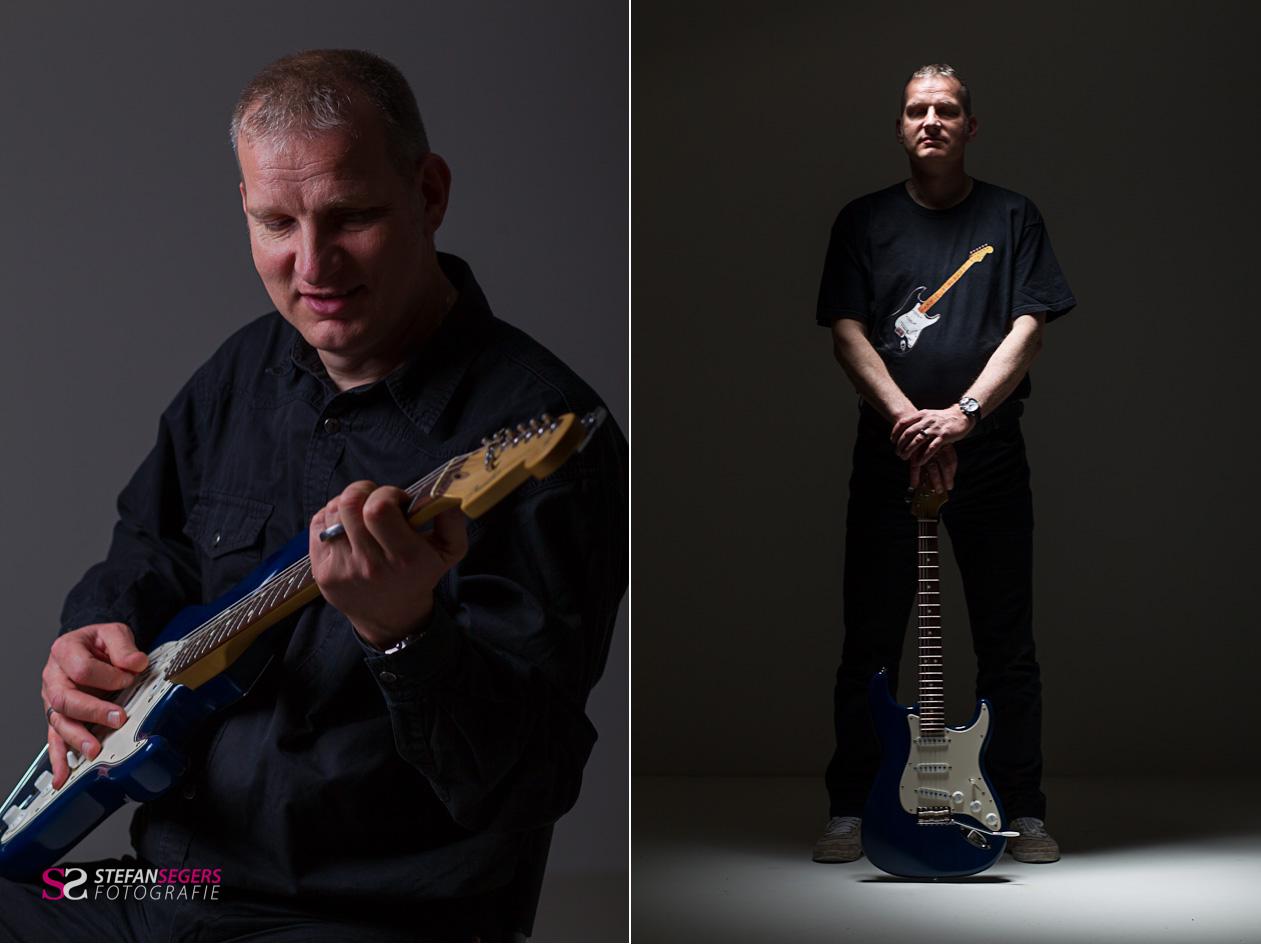 gitarist Ron Stratman