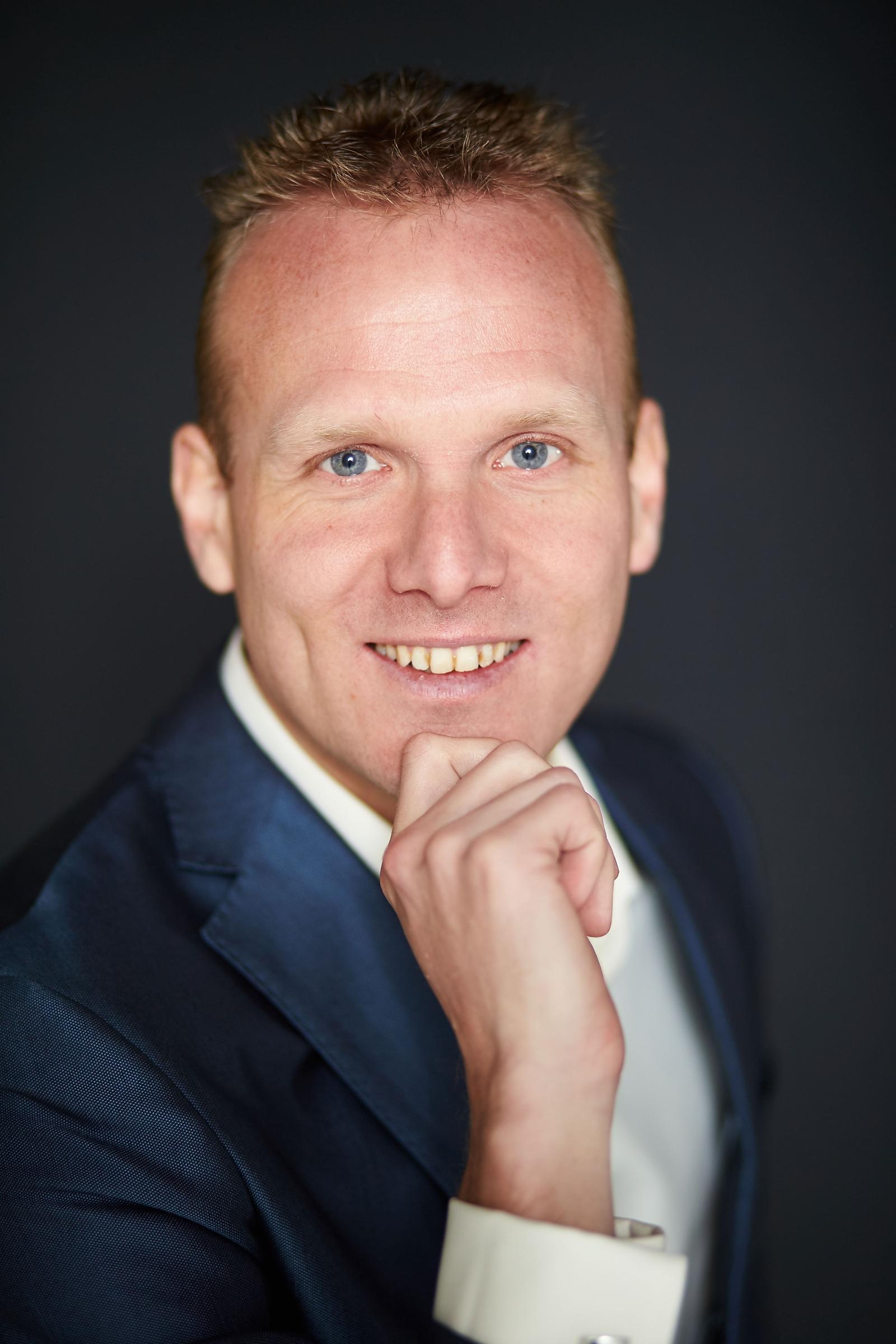 portret Peter van Wilgen