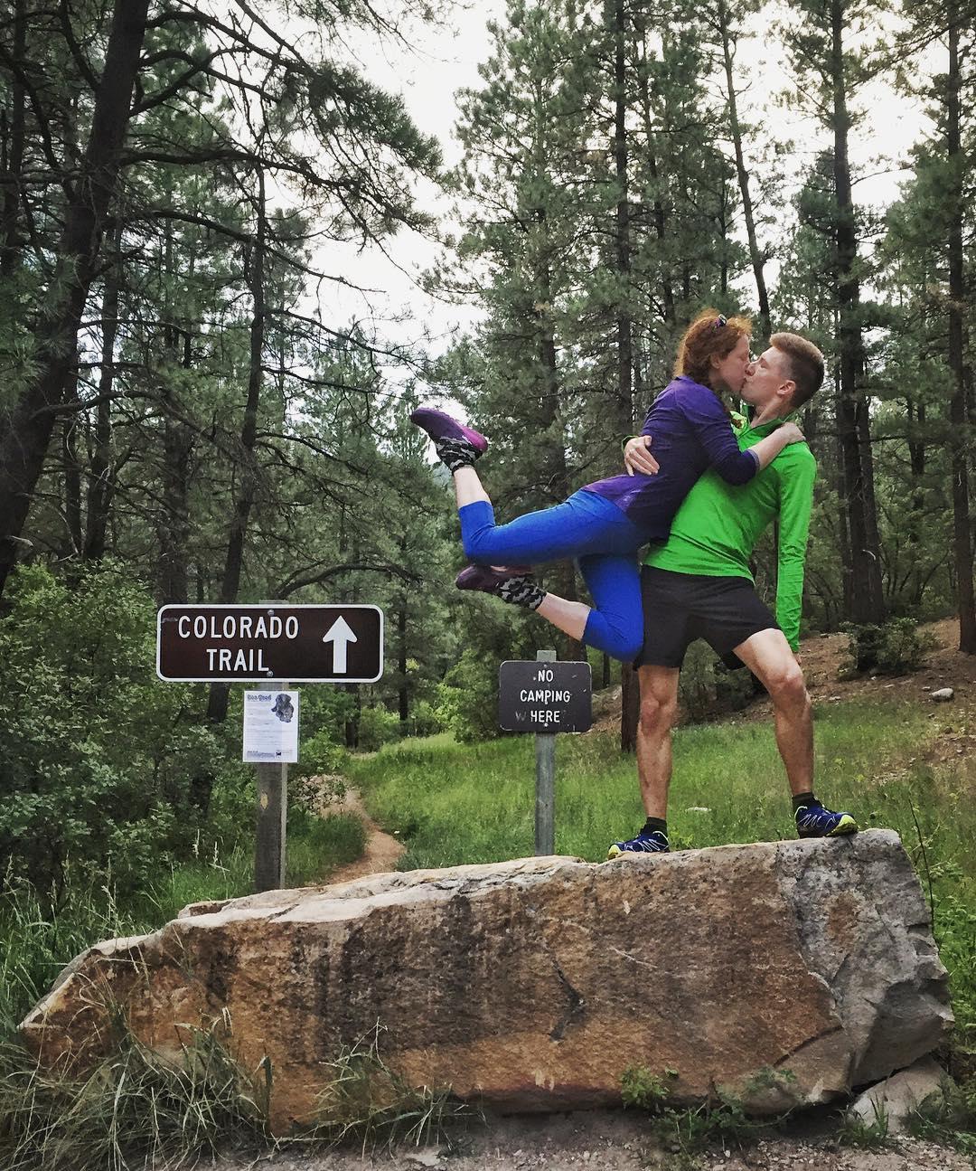 Colorado Trail Southern Terminus