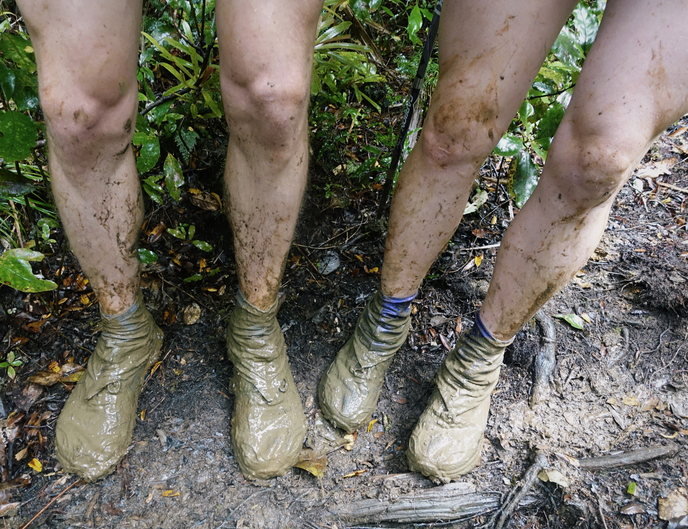 So much mud!  photo/ Jonathan