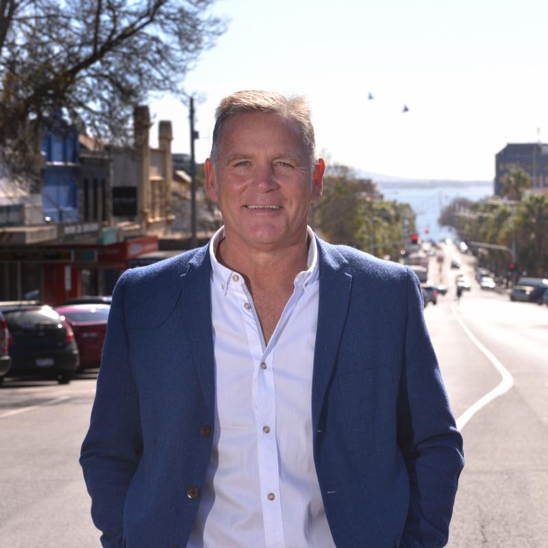Peter Murrihy Geelong Deputy Mayor