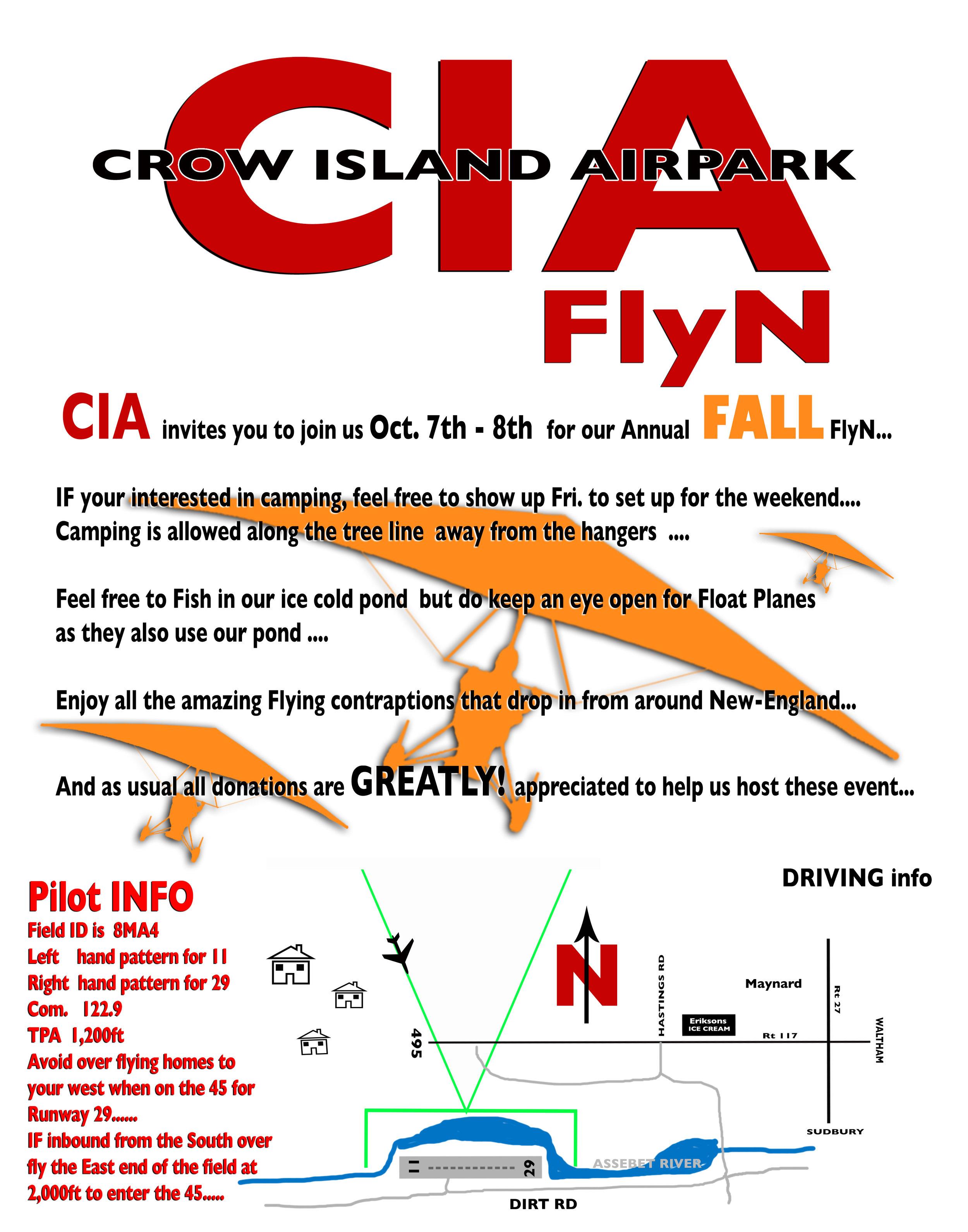 11x14  FALL  CIA flyN poster .jpg