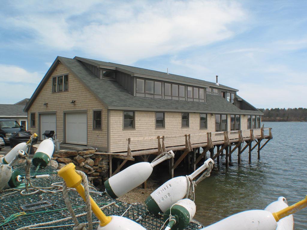 Harraseeket Boathouse
