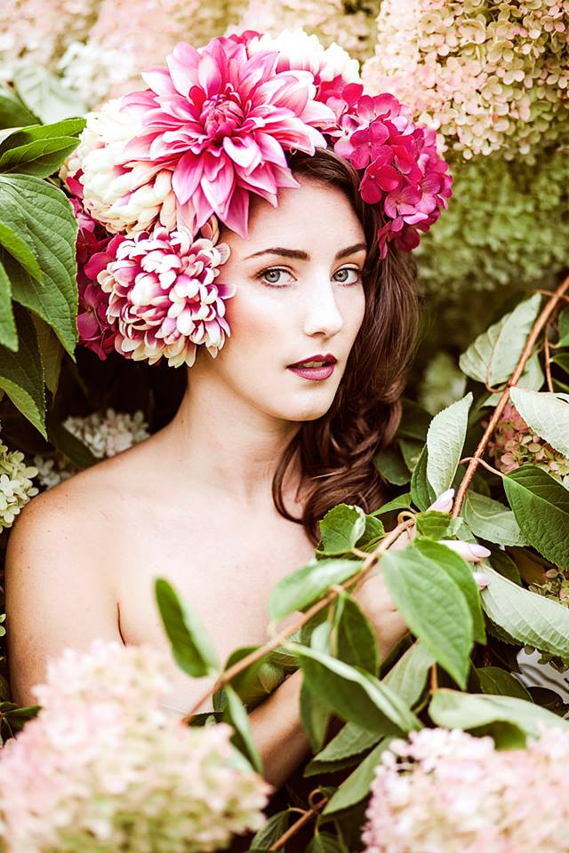 Julia Rabkin: Floral Series