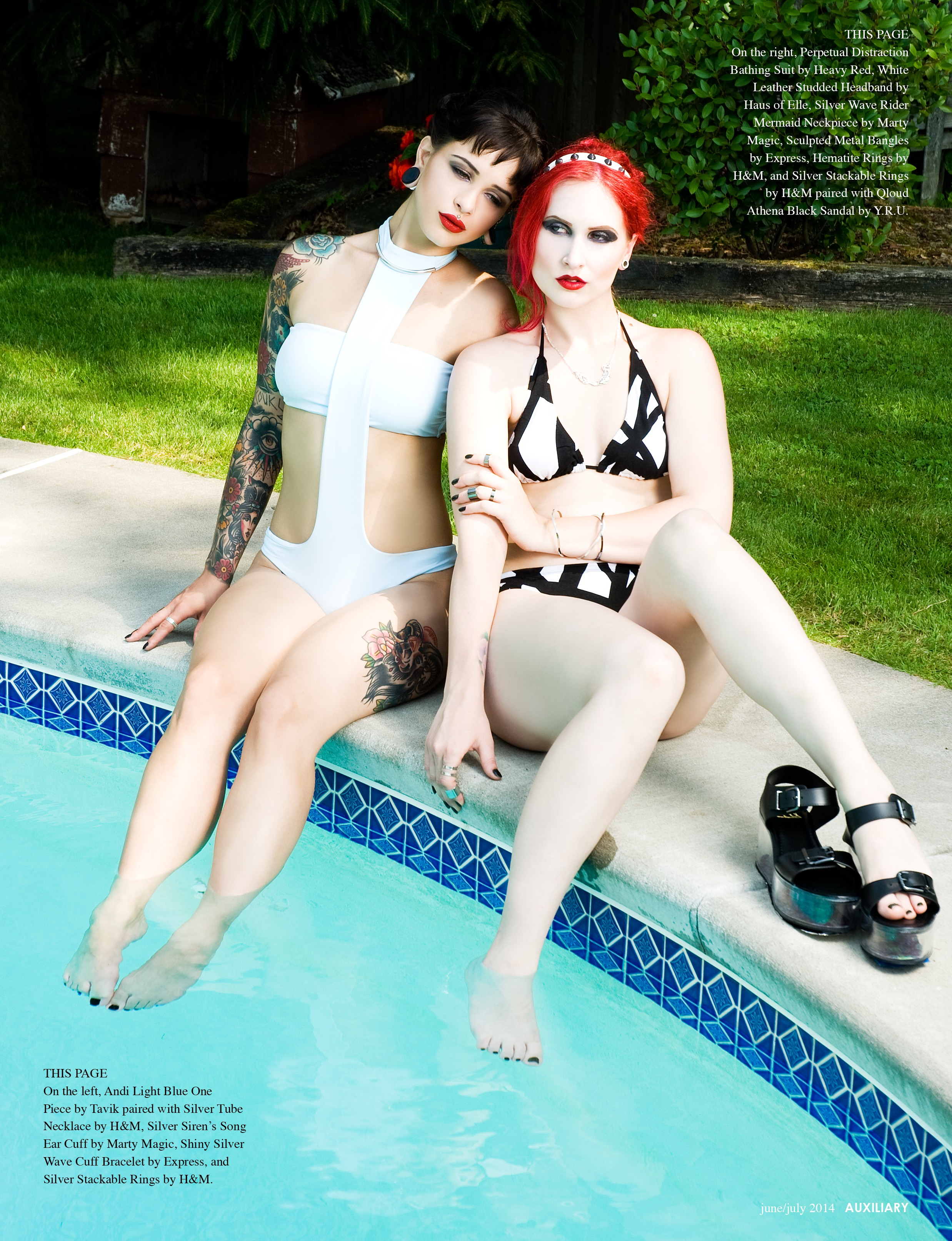Sirens: Auxiliary Magazine June/July 2014 Issue
