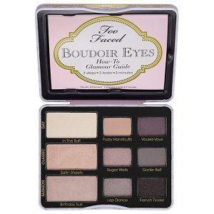 Too Faced - Boudoir Eyes Soft & Sexy Eye Shadow Collection
