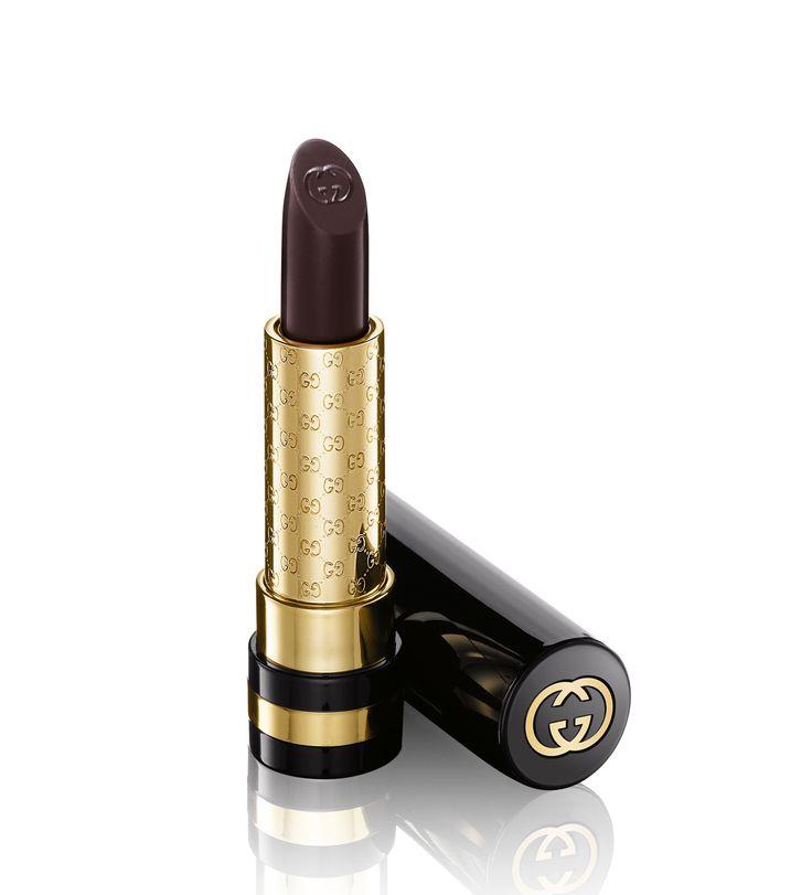 Gucci - Audacious Color-Intense Lipstick in Dark Romance