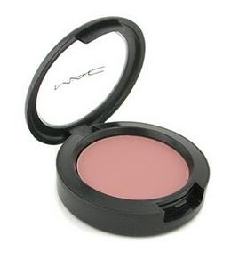 MAC blush in Blushbaby