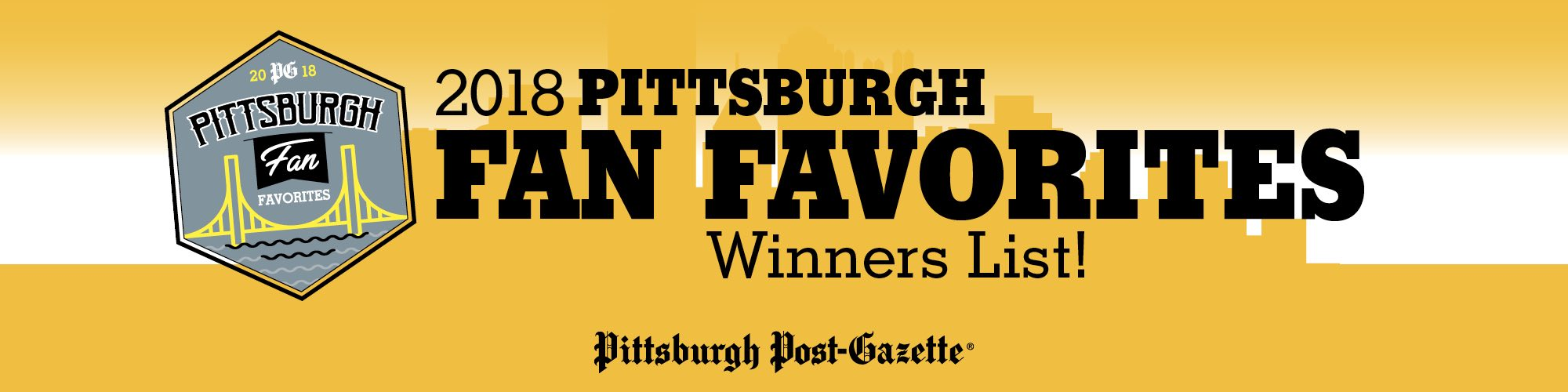 Congratulations to Amanda Lee Glassware for being voted Pittsburgh's TOP Female Owned Business: East! Click above for more information and to see the other winners!